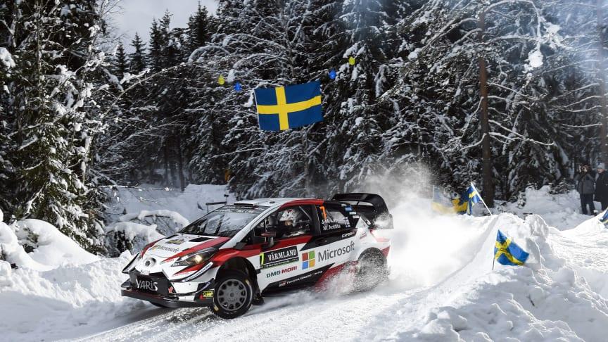 Foto: Rally Sweden