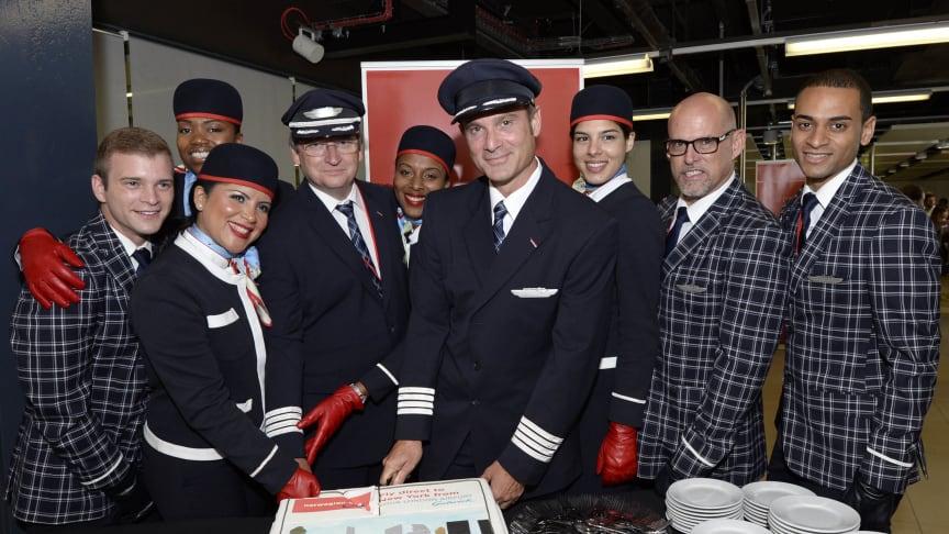 Norwegianin kansainvälinen kasvu jatkuu: lennot Lontoon Gatwickin kentältä Yhdysvaltoihin käynnistyivät