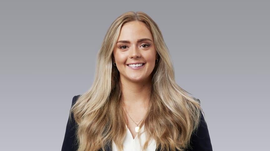 Colliers har rekryterat Sofie Babic till rollen som analytiker.