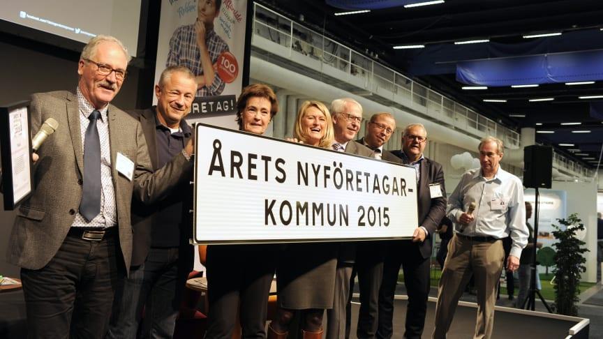 Ystad är Sveriges bästa nyföretagarkommun