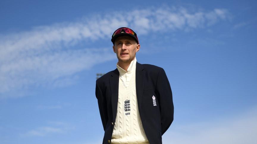 England Test captain Joe Root