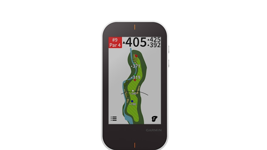 För första gången länkar Garmin radarfunktioner till GPS-teknologi för golf med Approach G80