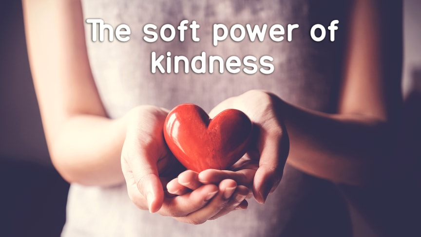 Mental Health Awareness Week: The soft power of kindness
