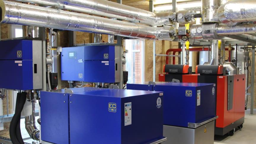 Energieservice Westfalen Weser bietet Mieter-Strom in großen Immobilien und Mini-Quartierslösungen mit umweltschonender BHKW-Technik an.