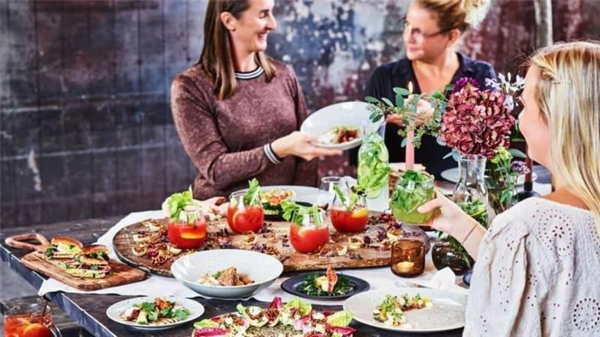 Menigo och Sysco tror på måltidens goda kraft och möjligheten att tillsammans med kunderna förbättra måltidsupplevelsen för miljontals människor.