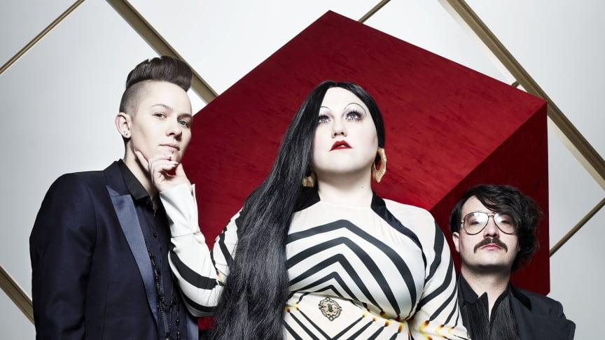 "GOSSIP tillbaka med nytt album – ""A Joyful Noise"""