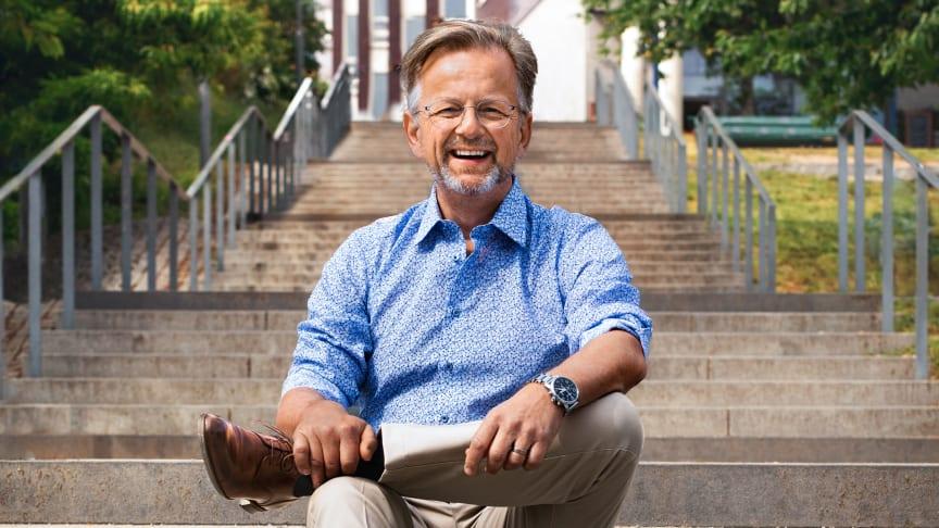Mikael Claesson på Pensure gasar för att ge flera företag och anställde en bättre tjänstepensionslösning!
