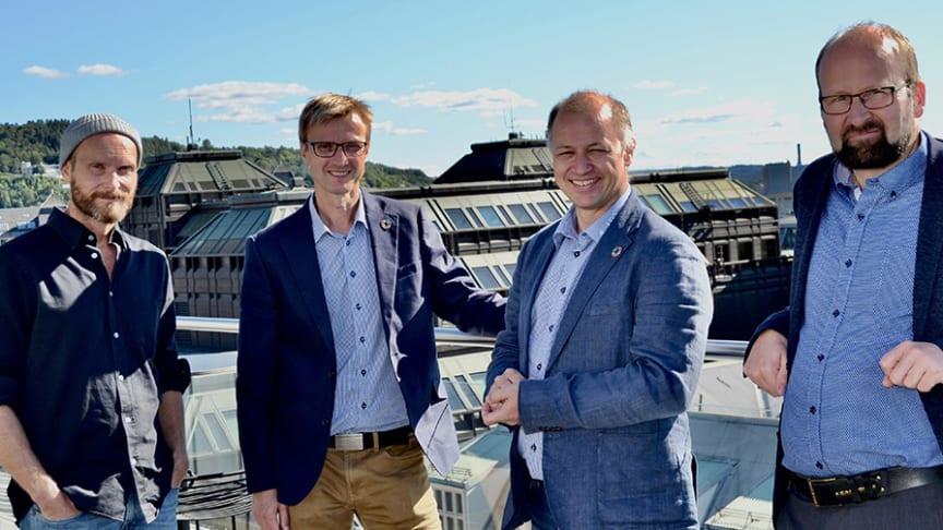 SALTO Systems Nordic och Unloc ingår samarbete – bygger öppen infrastruktur för digitala nycklar.