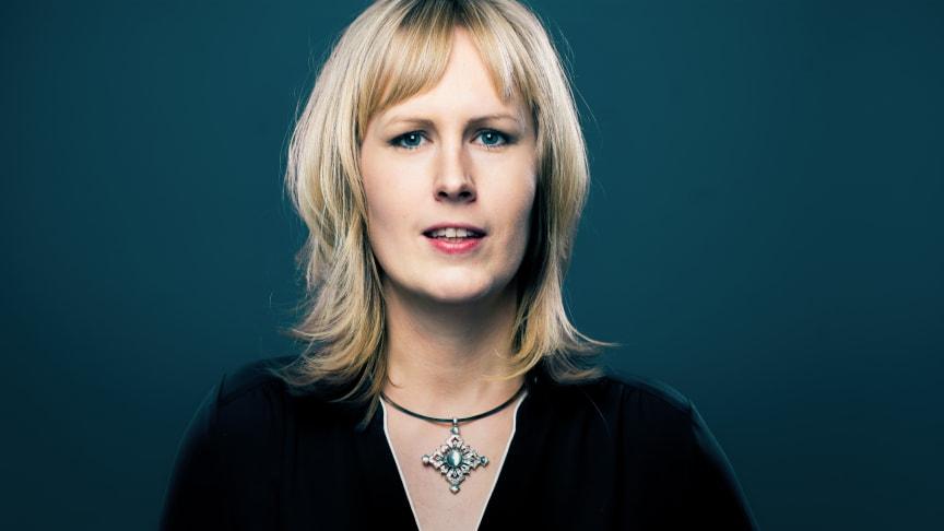 Jennie Ekbeck, CEO of Umeå Biotech Incubator.