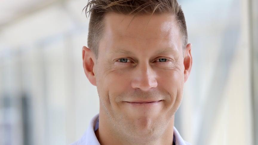 Ett drömuppdrag och något jag strävat efter under alla mina år på Löfbergs, säger Björn Norén om sin nya roll som försäljningsdirektör.