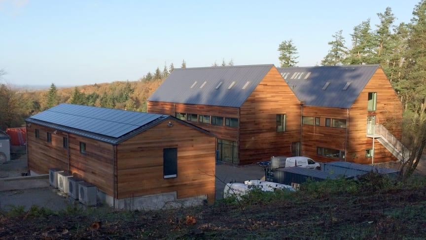 Forsknings- og feltstation indvies i det unikke naturområde Svanninge Bjerge