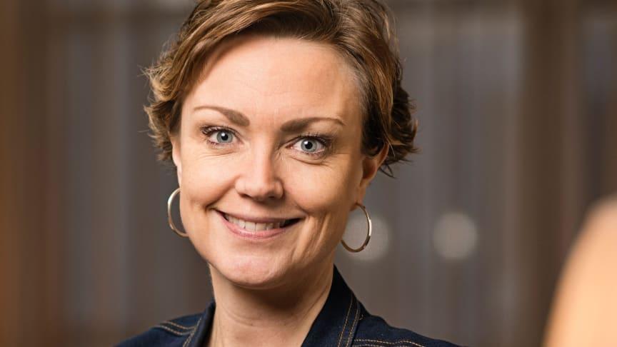 Anna Wirén, ny CMO på Hemfrid.