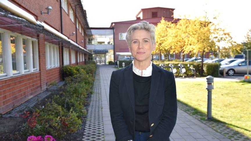 Jenny Nordström blir ny förvaltningsdirektör på BoU