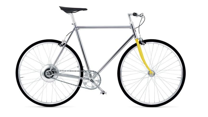 Svenska BIKEID tolkar MINI - exklusivt designsamarbete bakom ny elcykel