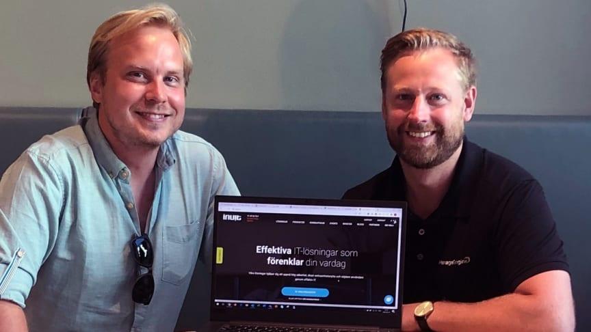Inuit AB expanderar – anställer och öppnar nytt kontor i Malmö