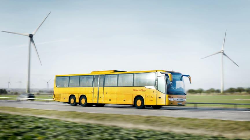 Inbjudan till pressträff om höjda ambitioner i kollektivtrafiken