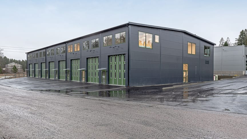 Malmberg etablerar kontor i Stockholmsregionen.  Bild: RYK Group