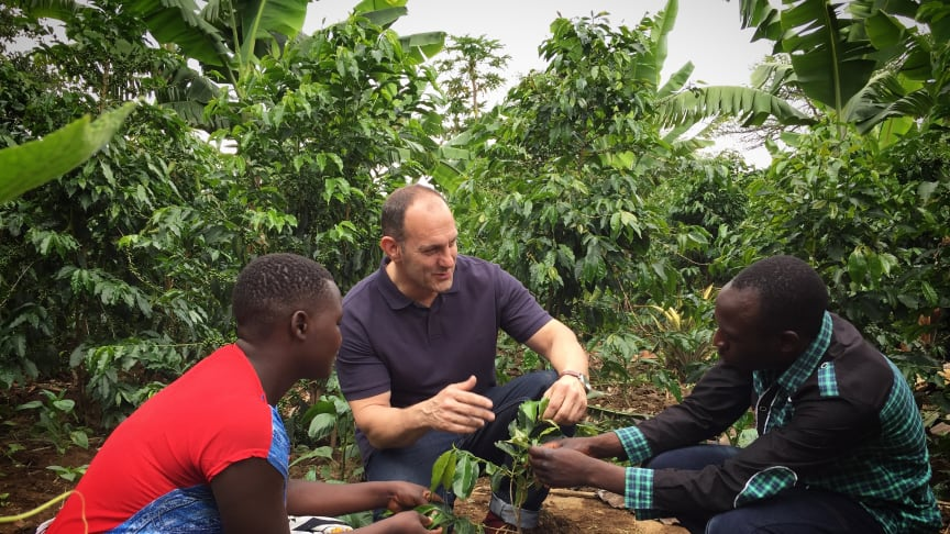​Bringing out a new generation of coffee farmers