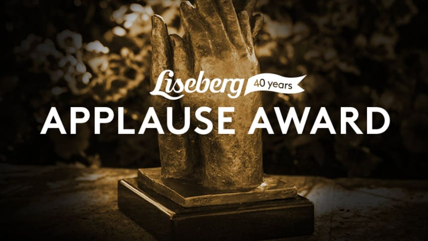 The Applause Award celebrates Ruby Jubilee