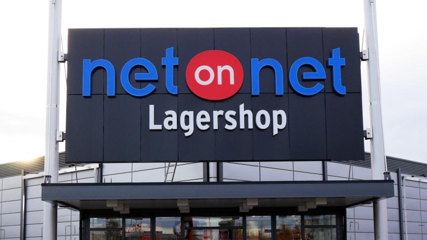 Välkomna till NetOnNet i Birsta