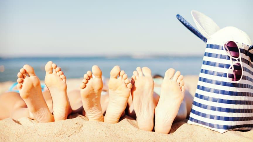 Die Hand-Fuß-Mund-Krankheit: Infektionsrisiko im Urlaub