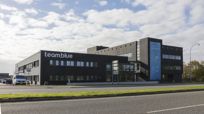 IT-virksomheden team.blue Denmark investerer i bæredygtig strøm til alle deres datacentre. Et elforbrug svarende til 398 parcelhuse bliver dermed dækket af 100 procent vedvarende energi.