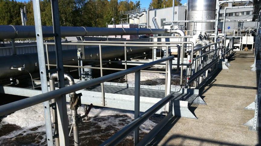 SVU-rapport 2015-02: Minska utsläpp av växthusgaser från rening av avlopp och hantering av avloppsslam (avlopp och miljö)