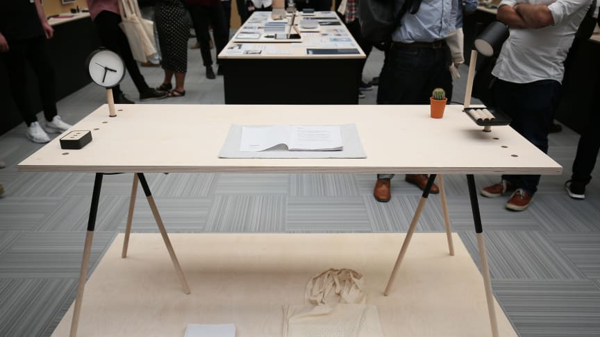 Award-winning Northumbria students among the next generation of creative talent at New Designers