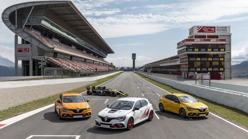 Sportvagnsdagen presenteras av Renault och Alpine