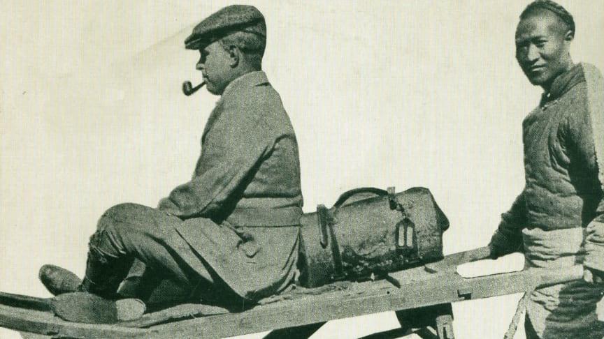 Påminnelse: Från Sverige till Kina - 50 år bland krigsherrar, mandariner och kommunister