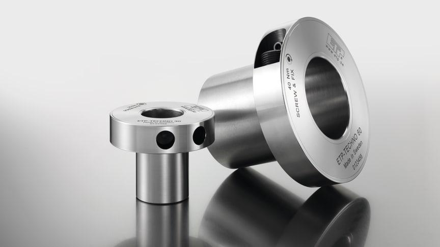 ETP-TECHNO - high precision hub-shaft connection