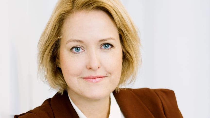 Kajsa Hessel blir vd för AB Svensk Byggtjänst