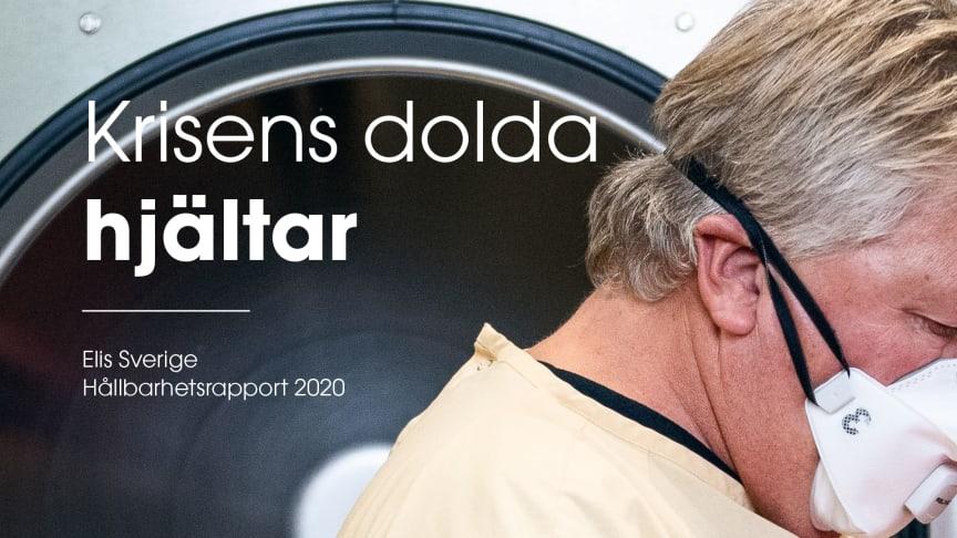 Först i Sverige att certifieras mot de globala målen – nu släpps Elis hållbarhetsrapport för 2020