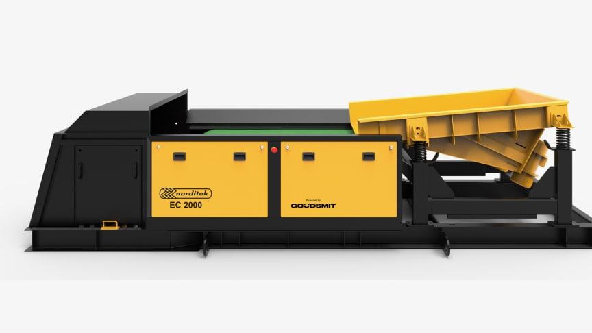 Återvinn mer metaller genom nytt samarbete mellan Goudsmit och Norditek.