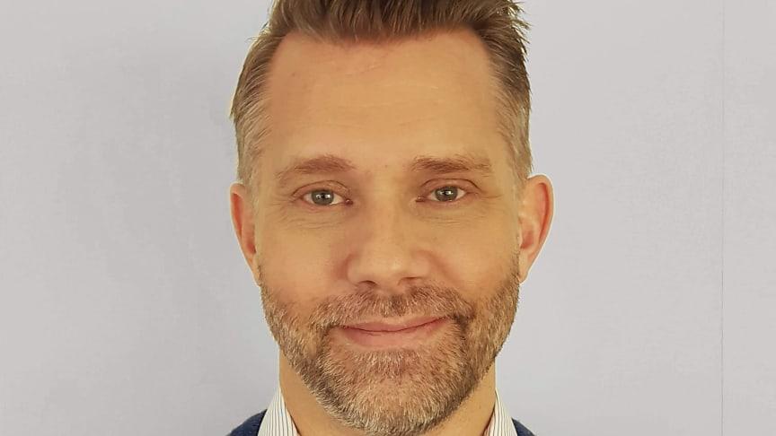 Han blir ny avdelningschef för grundskolan i Skellefteå