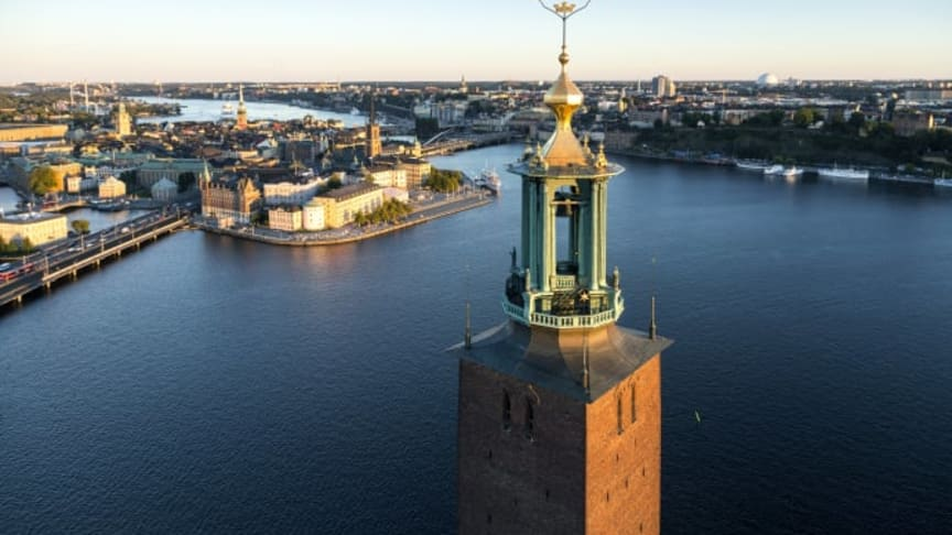 VM i Konståkning 2021 till Stockholm och Sverige