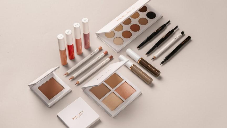 Modeforhandler NA-KD lancerer ny makeuplinje - NKD / BTY - udviklet til at fremhæve, og ikke skjule, naturlig skønhed