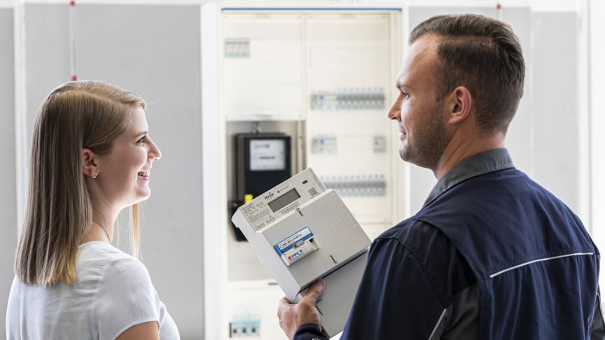 Bayernwerk und REWAG kooperieren in Regensburg beim Smart Meter Rollout. Es geht um 6.000 intelligente Messsysteme in den kommenden Jahren.