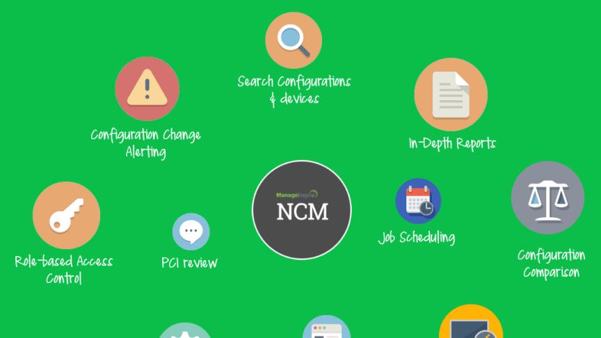 Så får du kontroll över förändringsprocessen i din nätverksinfrastruktur