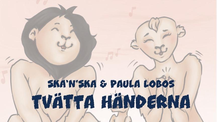 GROHE släpper barnbok med låt från Paula Lobos och SKA´N´SKA