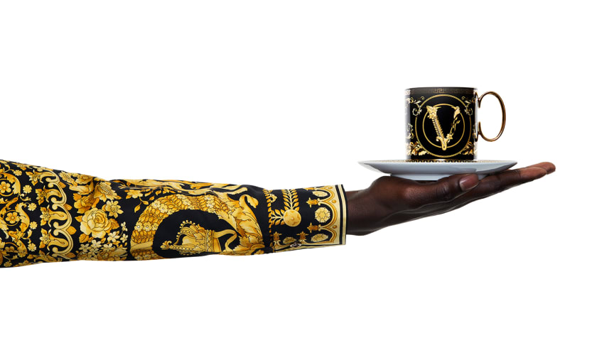 Rosenthal meets Versace - Virtus Gala