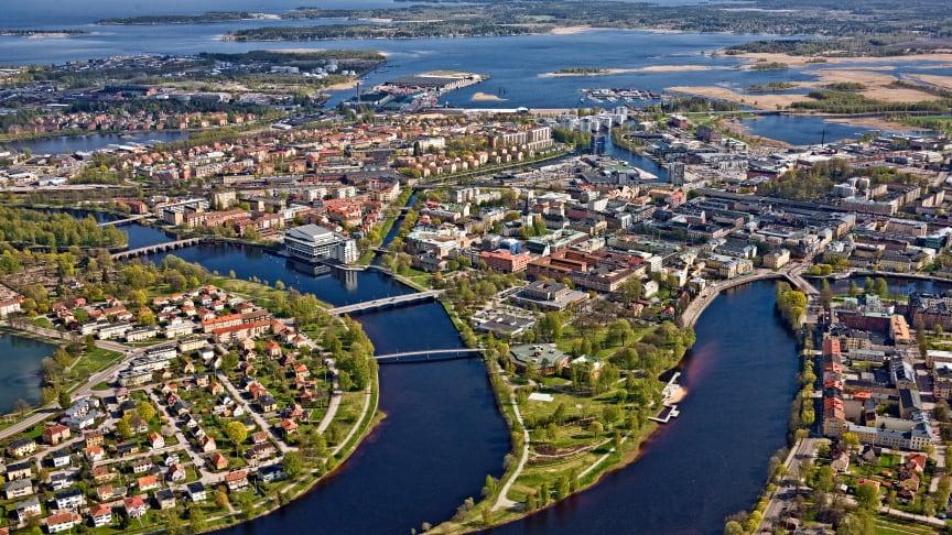 Framtidens trafikplanering i Karlstadsrummet