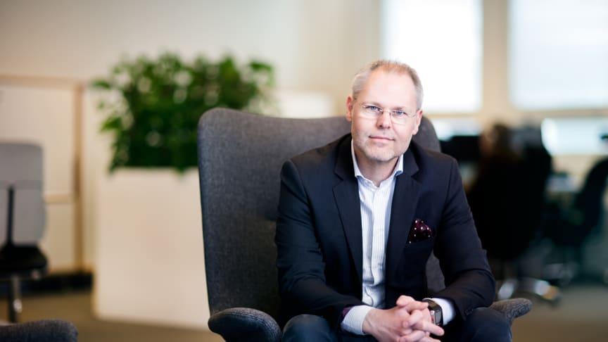 Fredrik Strandlund, VP Sales Sweden & Finland, GTT