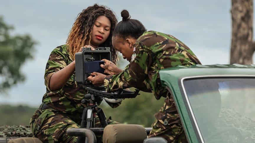 Samsung Wildlife Watch - förhindrar tjuvjakt i Afrika