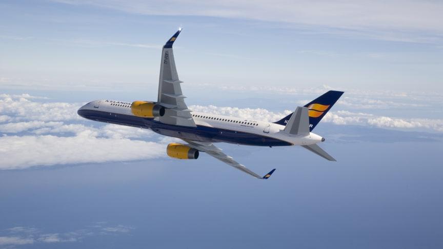 Icelandair ja JetBlue yhteistyöhön Pohjois-Atlantilla