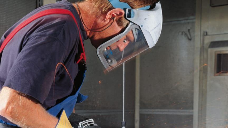 Norton lanserer en ny lamellrondell med ekstra lange lameller som gir lengre levetid