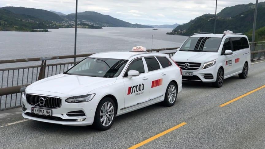 Svein-Harald Solberg i Osterøy Taxi viste at det er grunn til bekymring for regelbrudd og manglende oppfølging fra myndighetene.