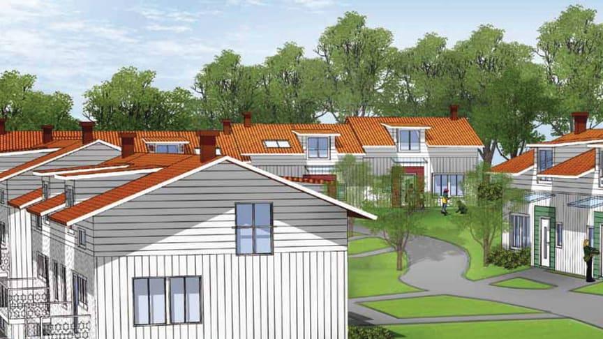 Egnahemsbolaget bygger bostadsrätter på Brännö