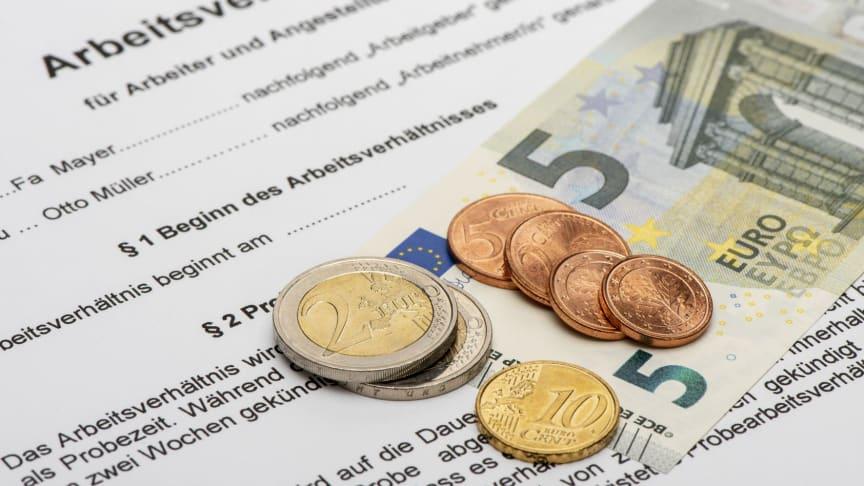 Der Mindestlohn steigt auch 2021 und 2022 weiter an.....