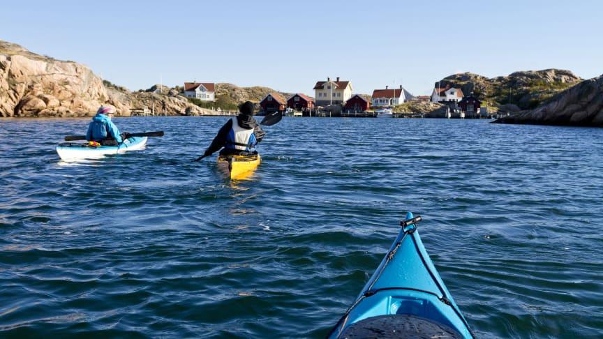 Utländska turister trivs i Bohuslän – kommer även på hösten